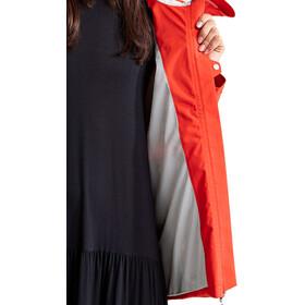 DIDRIKSONS Wida 2 Jacket Women, poppy red